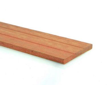 Plank Keruing Hardhout Geschaafd 16x145mm