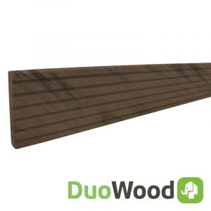 Afdekprofiel Composiet DuoWood Douala 11x71x2200mm
