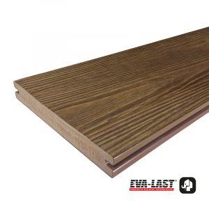 Vlonderplank Composiet Eva-Last Driftw. Brown 24x190mm