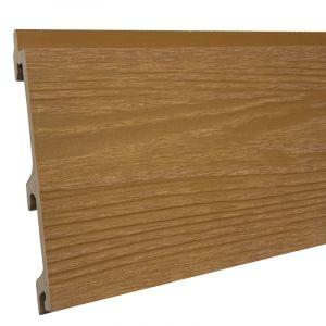 Gevelbekleding Stripes XL Natural Cedar 24,5x142(163)x5900mm
