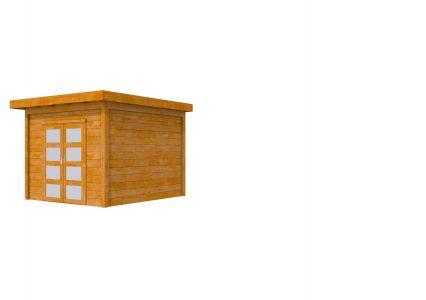 Douglas Topvision Premium Roek, 298 x 298 cm, transparant ge