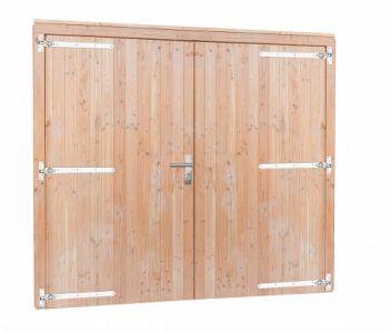 Douglas dubbele dichte deur 255x209cm
