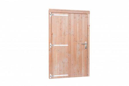 Douglas enkele dichte deur LD 119x209cm