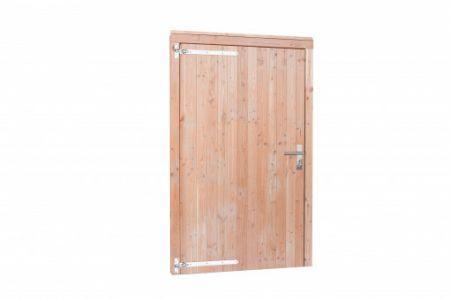 Douglas enkele dichte deur LD 110x214cm