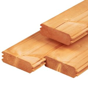Blokhutprofiel Red Class Wood 44x145mm
