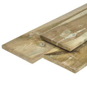 Plank ME geimpregneerd Grenen 20x200mm