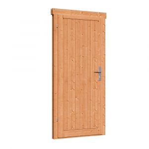 Enkele deur D5 LD Red Class Wood