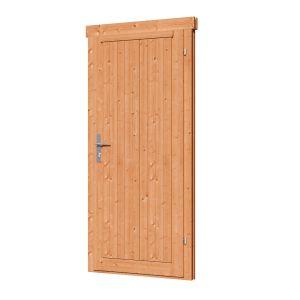 Enkele deur D5 RD Red Class Wood