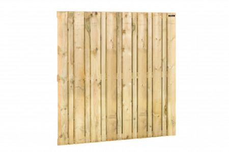 Tuinscherm Linia 180 Premium, 180 x 180 cm, groen geïmpregne