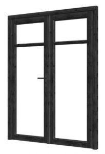 Trendhout Douglas Steellook deur dubbel 750x2060mm