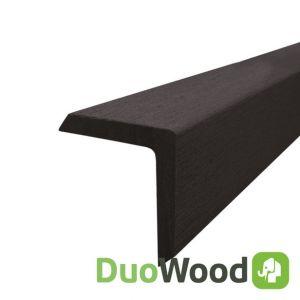 Hoekprofiel Composiet DuoWood Lava 42x42x2000mm