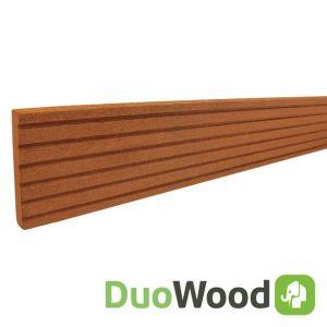 Afdekprofiel Composiet DuoWood Havana 11x71x2200mm