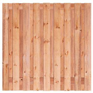 Tuinscherm Tanger 180cm Red Class Wood