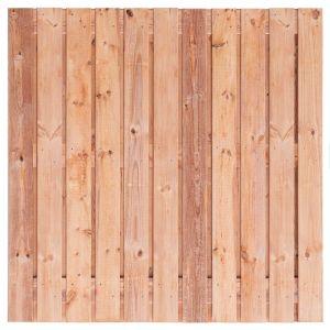 Tuinscherm Agadir 180cm Red Class Wood