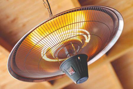 Heater Diameter: 60cm