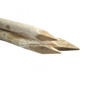 Afrasteringspaal Robinha gepunt geschild ⌀100/120mm