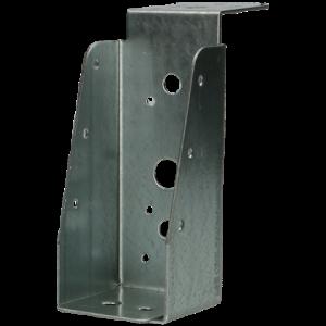 Balkdrager met lip verzinkt 46x146mm