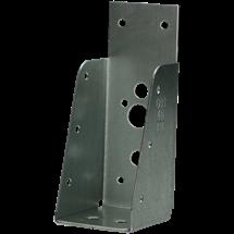 Balkdrager zonder lip verzinkt 46x146mm