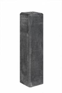 Betonpoer antraciet M20-bus 15x15x60cm (M20)
