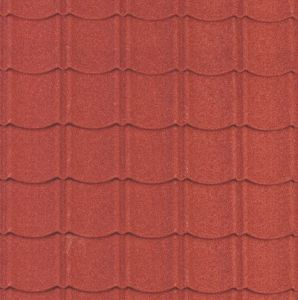 Aqua-pan plaat rood