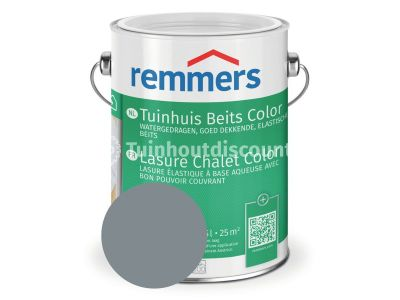 Tuinhuis Beits Color Donkergrijs