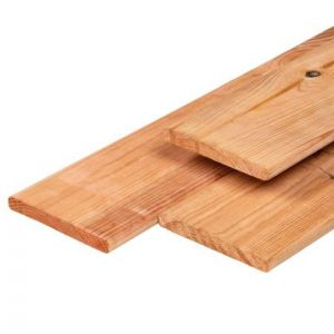Red Class Wood plank 16x140mm