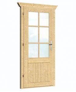 Enkele deur D6 NE Vuren LD