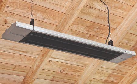 Heater hang/wand model Afmeting: L109xB23cm