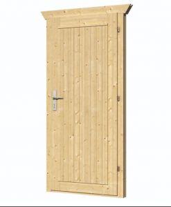 Enkele deur D5 NE Vuren RD