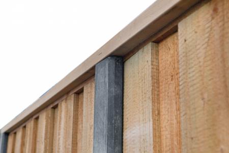Verbindingsbalk hardhout Hardhout ·B3.5xD11.5xL400cm