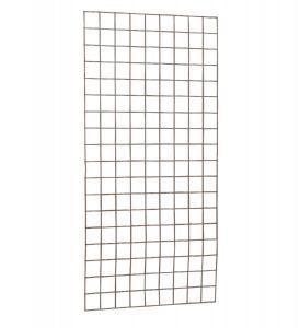 Gaaspaneel met maas 10 x 10 cm stekloos, verzinkte draad, 90