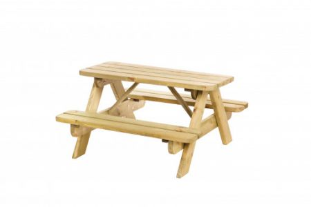 Junior picknicktafel Björn bladmaat 90x38,5cm
