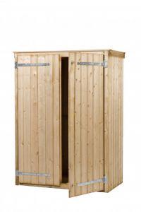 Tuinkast Zonnebloem 190x137x70cm (HxBxD)