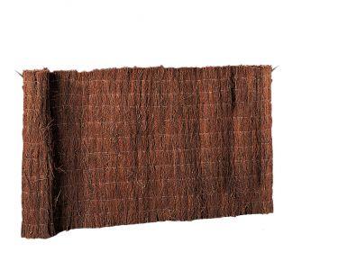 Heidemat ca. 1,5 cm dik, 200 x 500 cm.