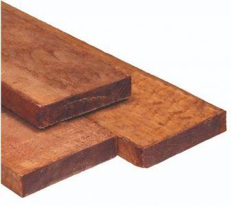 Funderingsligger hardhout 40x200mm