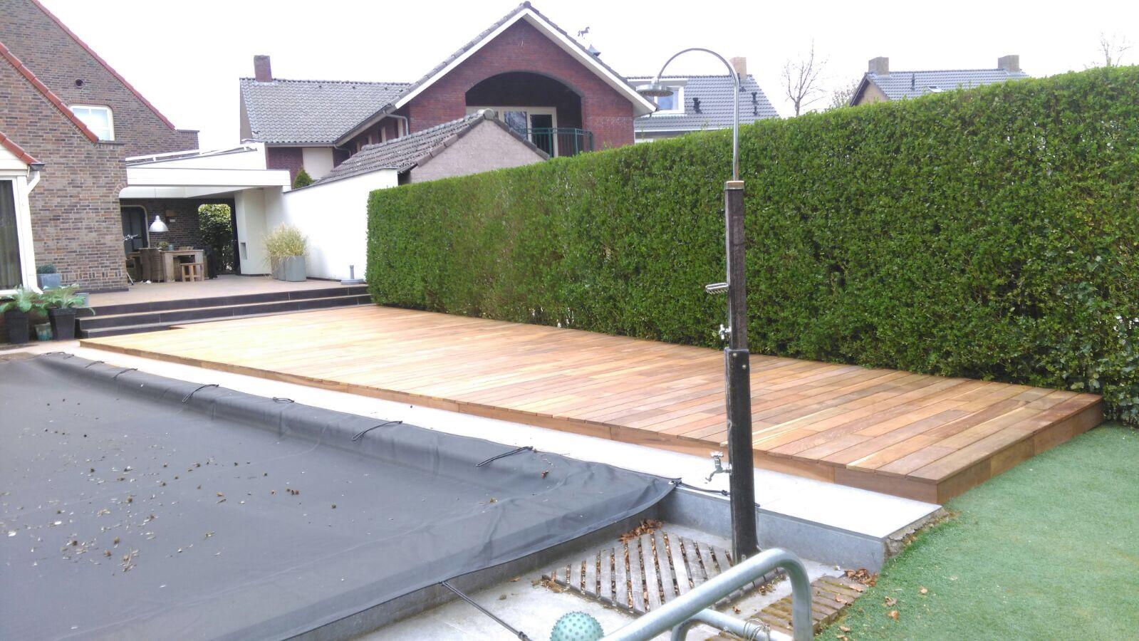 Ipé hout bij Tuinhoutdiscount.nl