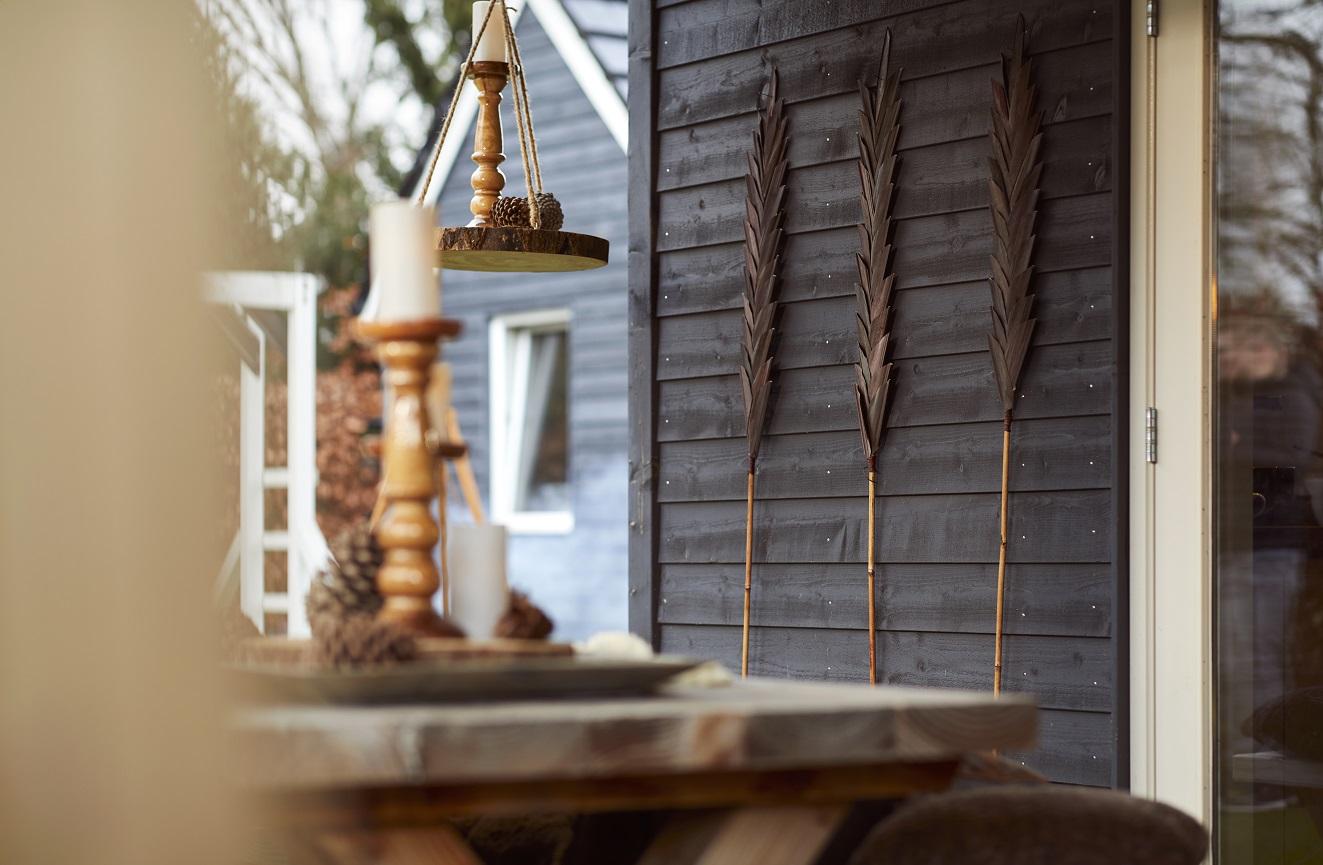 Waarom kiezen voor houten gevelbekleding?